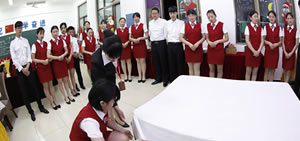 旅游与酒店管理 2+3大专
